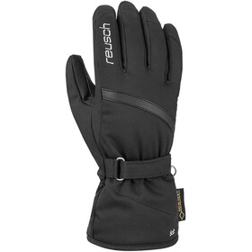 Reusch Alexa GTX Gloves Women black/silver